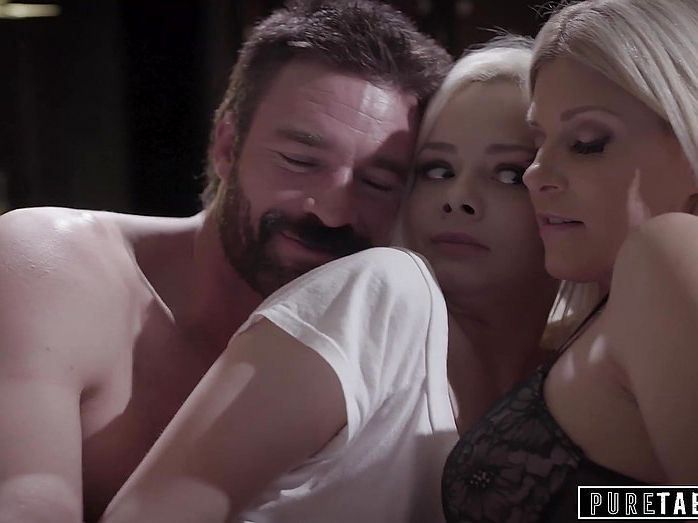 Pure Mature Threesome Hd
